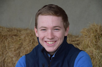 Jockey Colin Keane