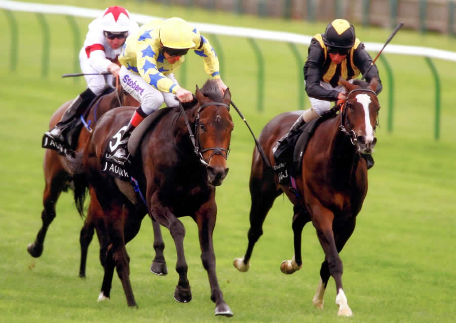 LIGHTENING PEARL - Cheveley Park Stakes Gr1 Newmarket Sat 24th Sept
