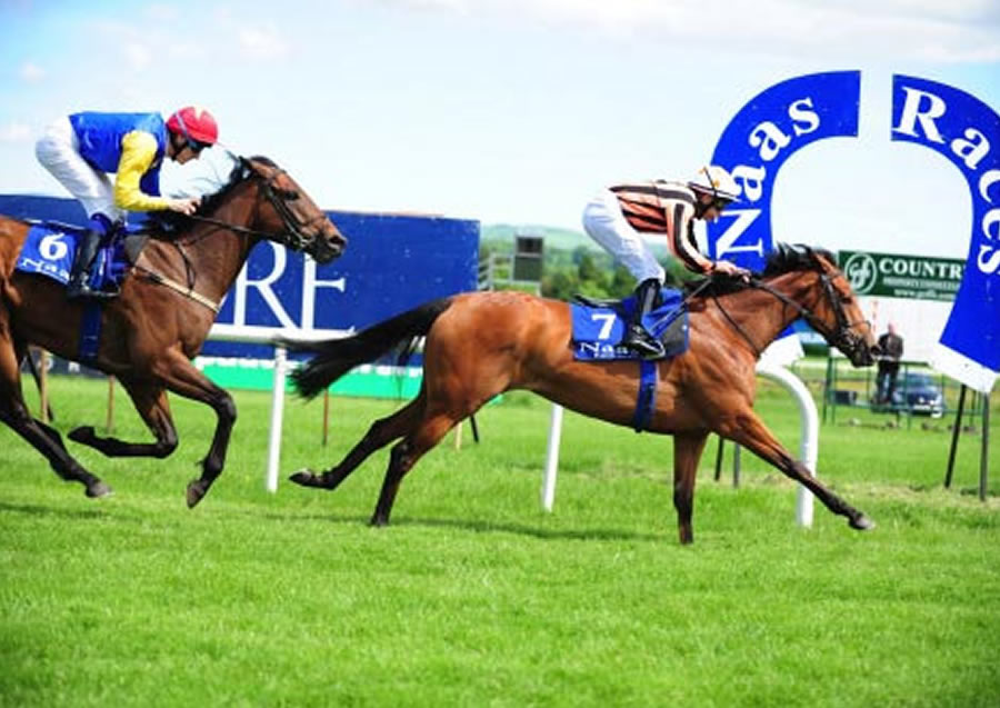 ONE SPIRIT - Owenstown Stakes Listed Naas 4th June 2012