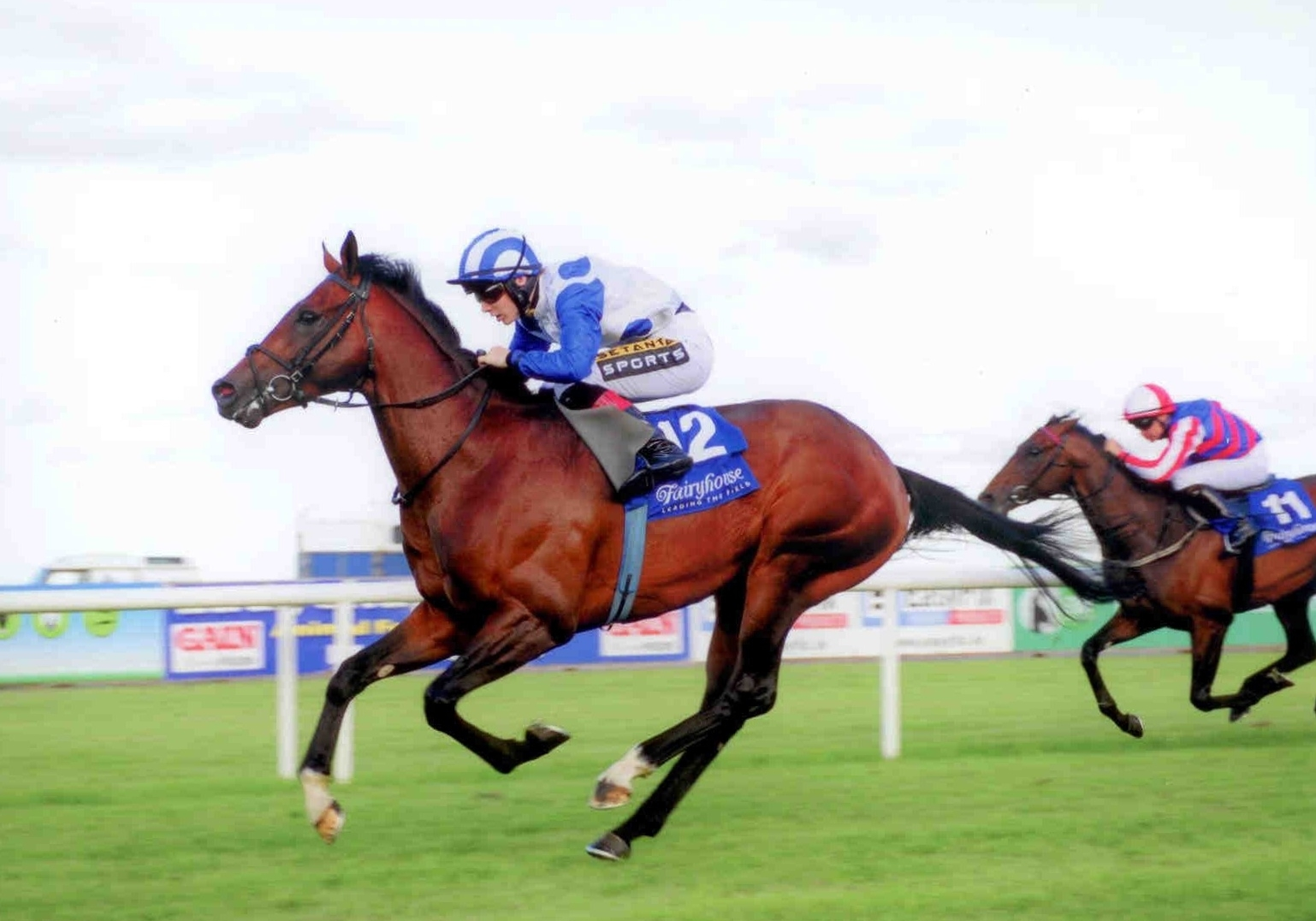 Captain Teemo Fairyhouse 11th June 2014