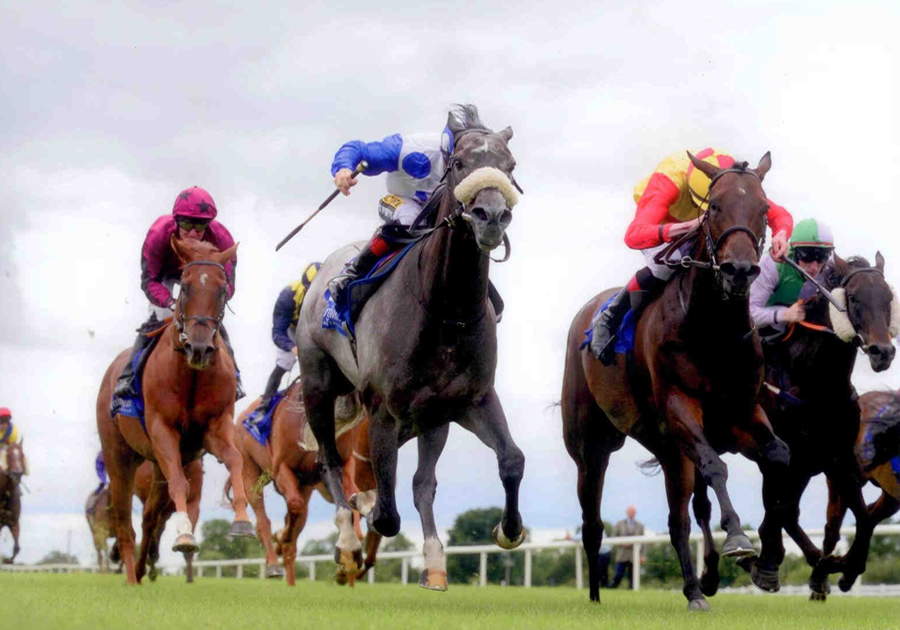 Greek Canyon Fairyhouse Sun 13th July
