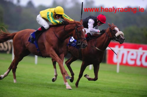 Piri Wango Leopardstown 16th Aug 2012