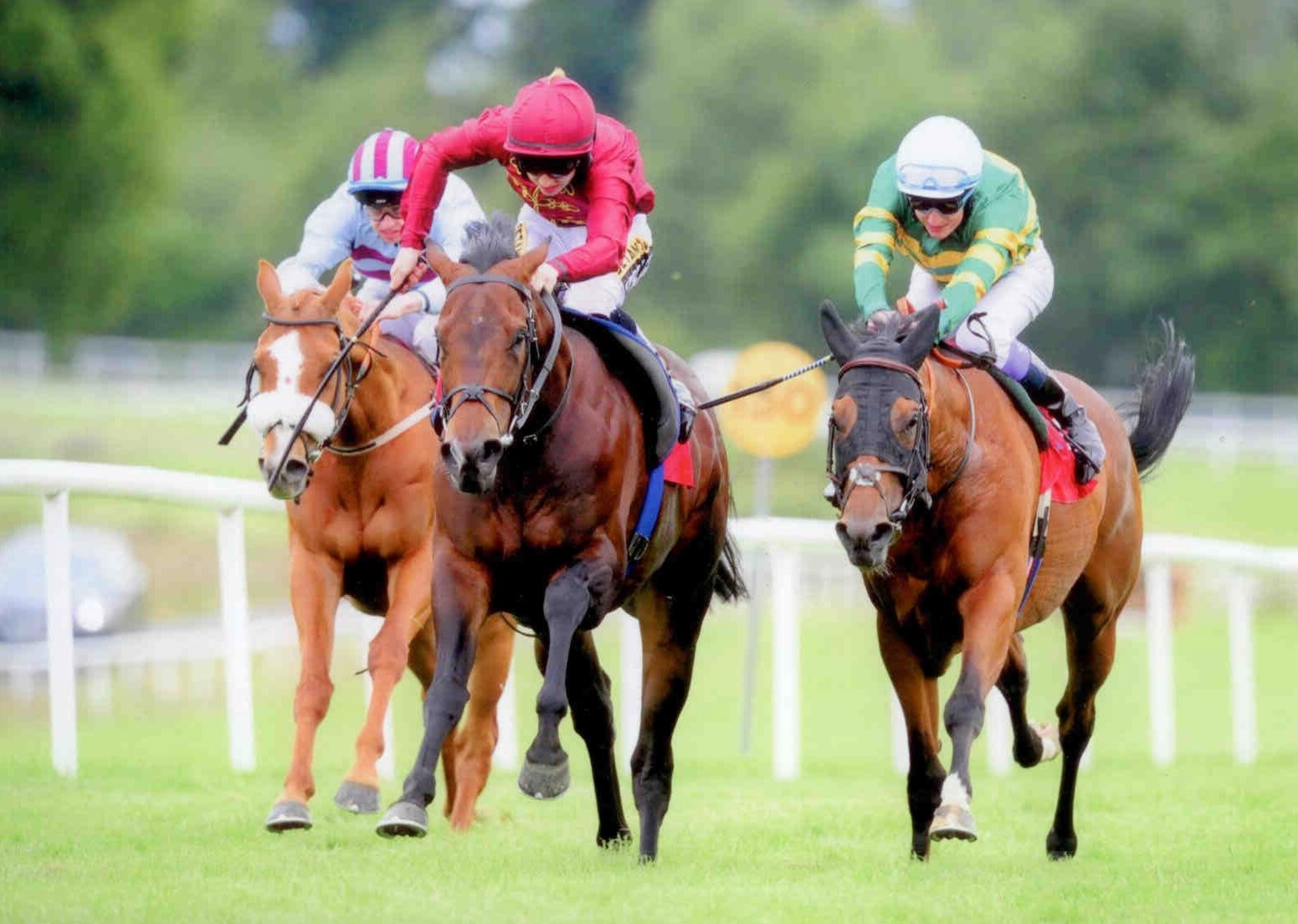 LAT HAWILL wins at Gowran Park on June 21st 2015
