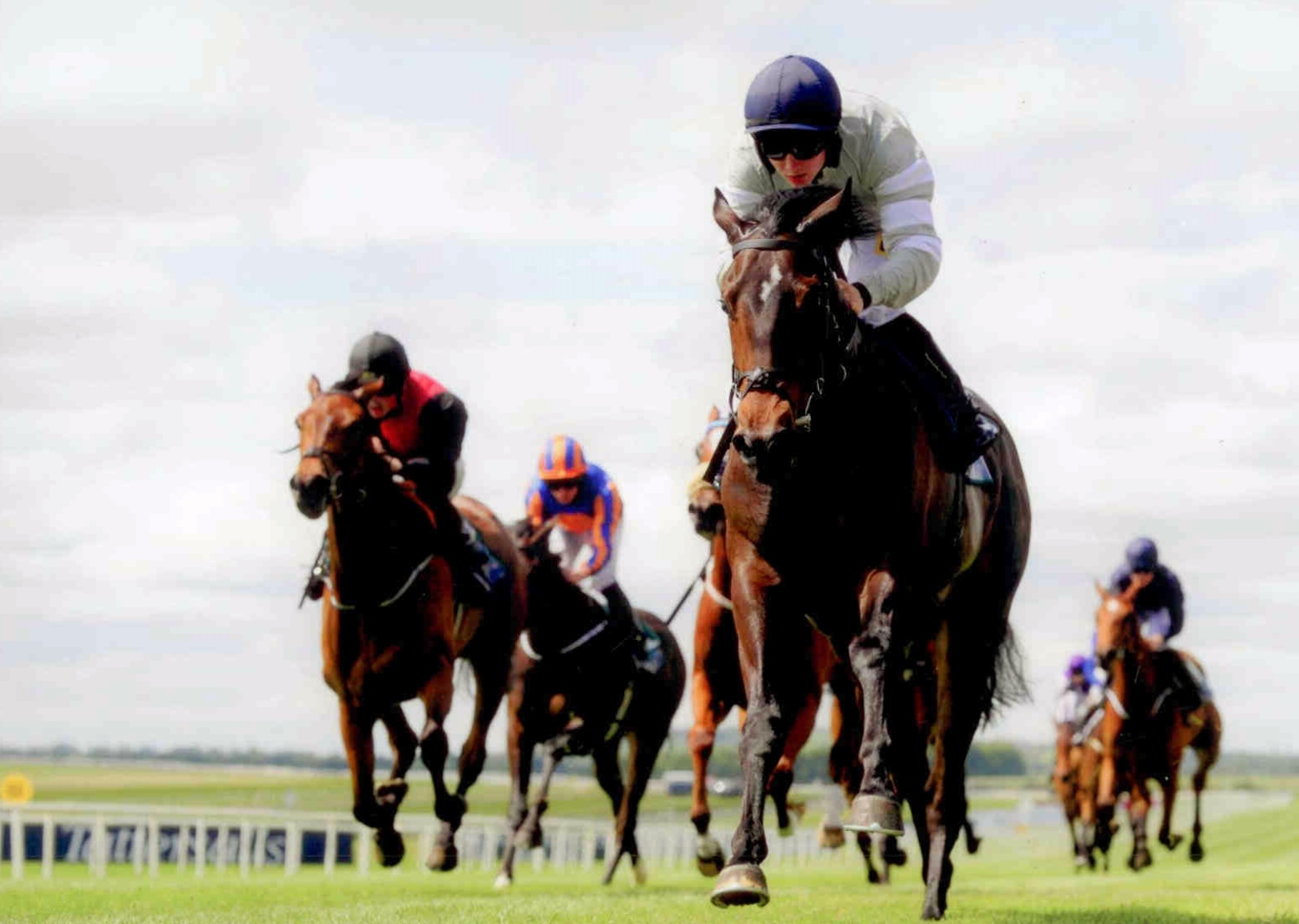 MISS KATIE MAE shows her class at the Curragh on May 23rd, 2015