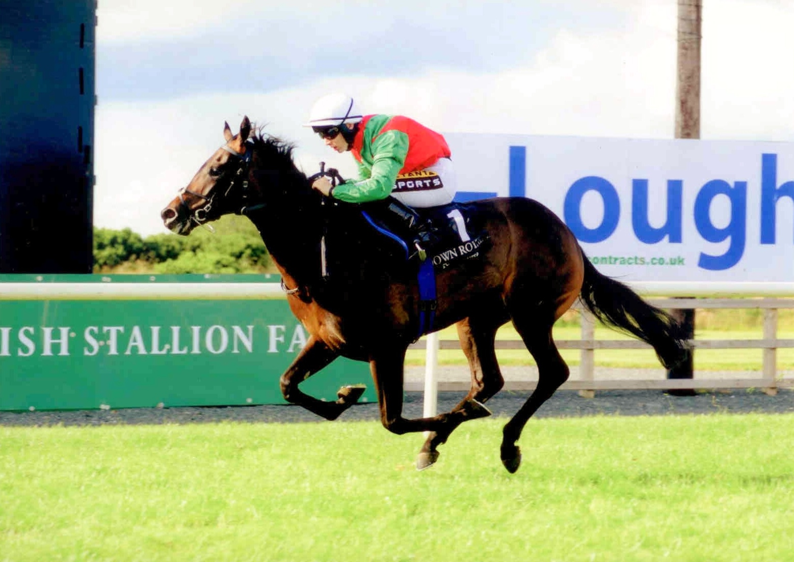 ROIBEARD wins first time out at Down Royal on July 24th 2015