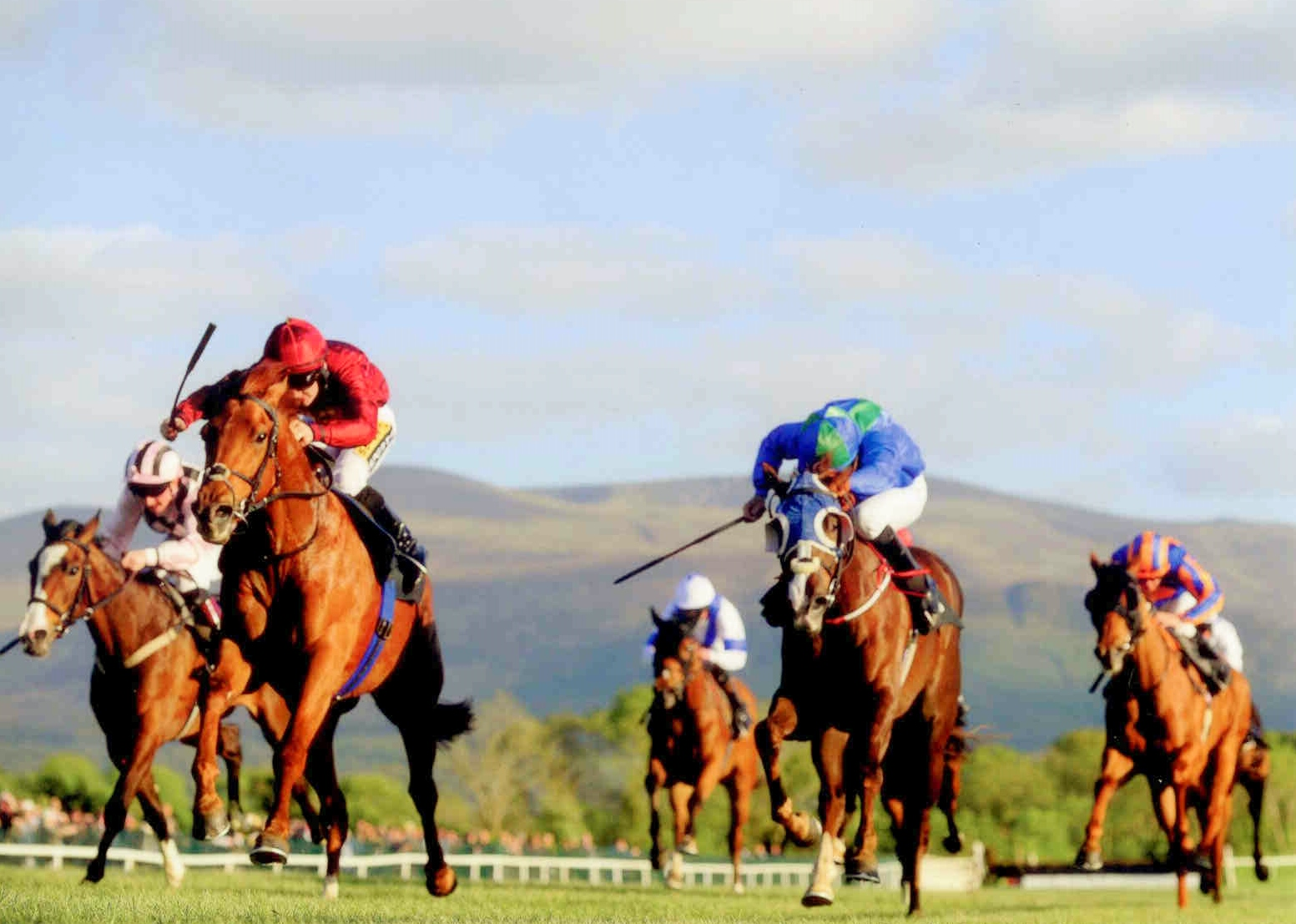 SACRIFICIAL makes it a double at Killarney on May 12th, 2015