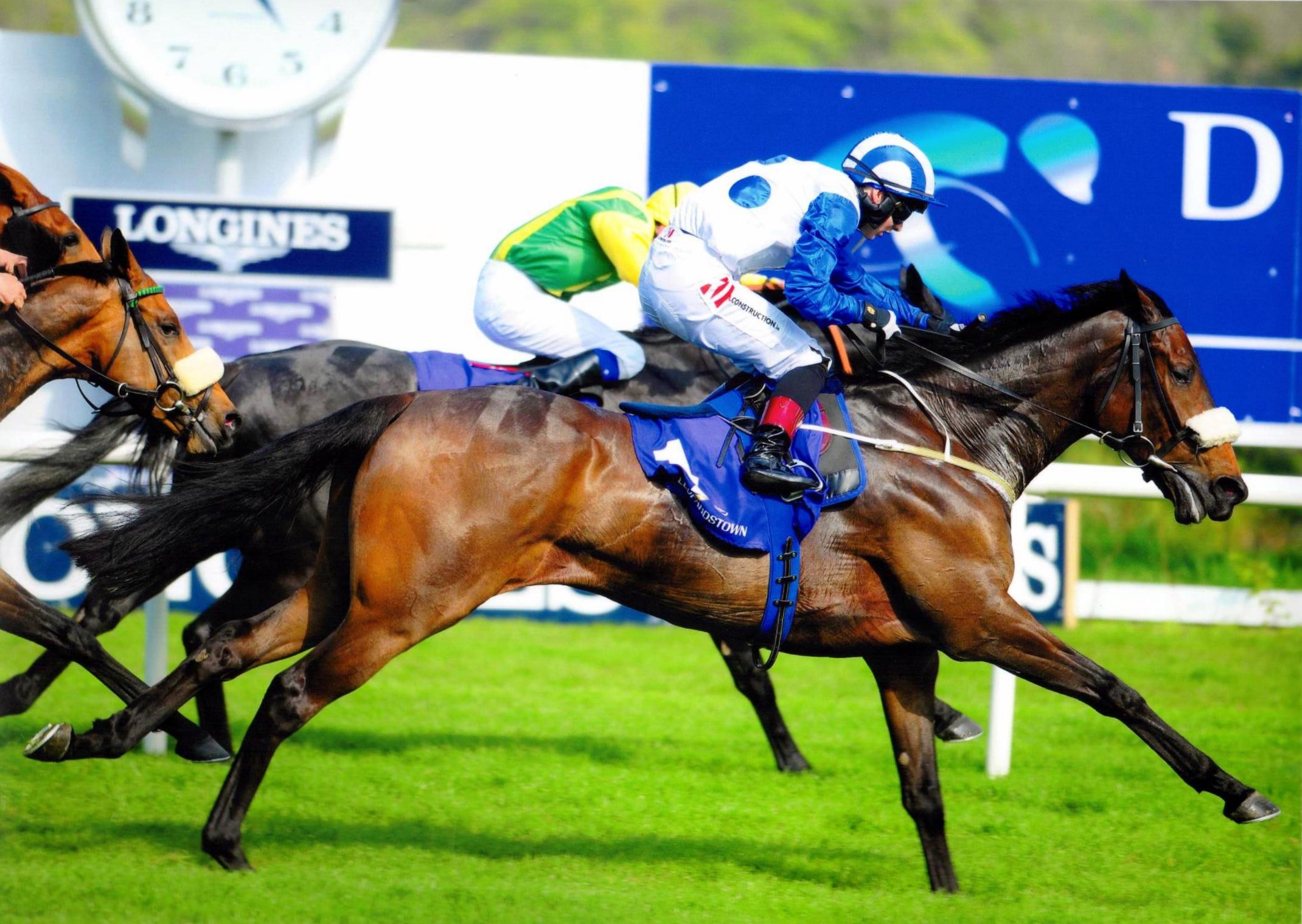 INTISARI adds a third win to his tally at Leopardstown 08 May 2016