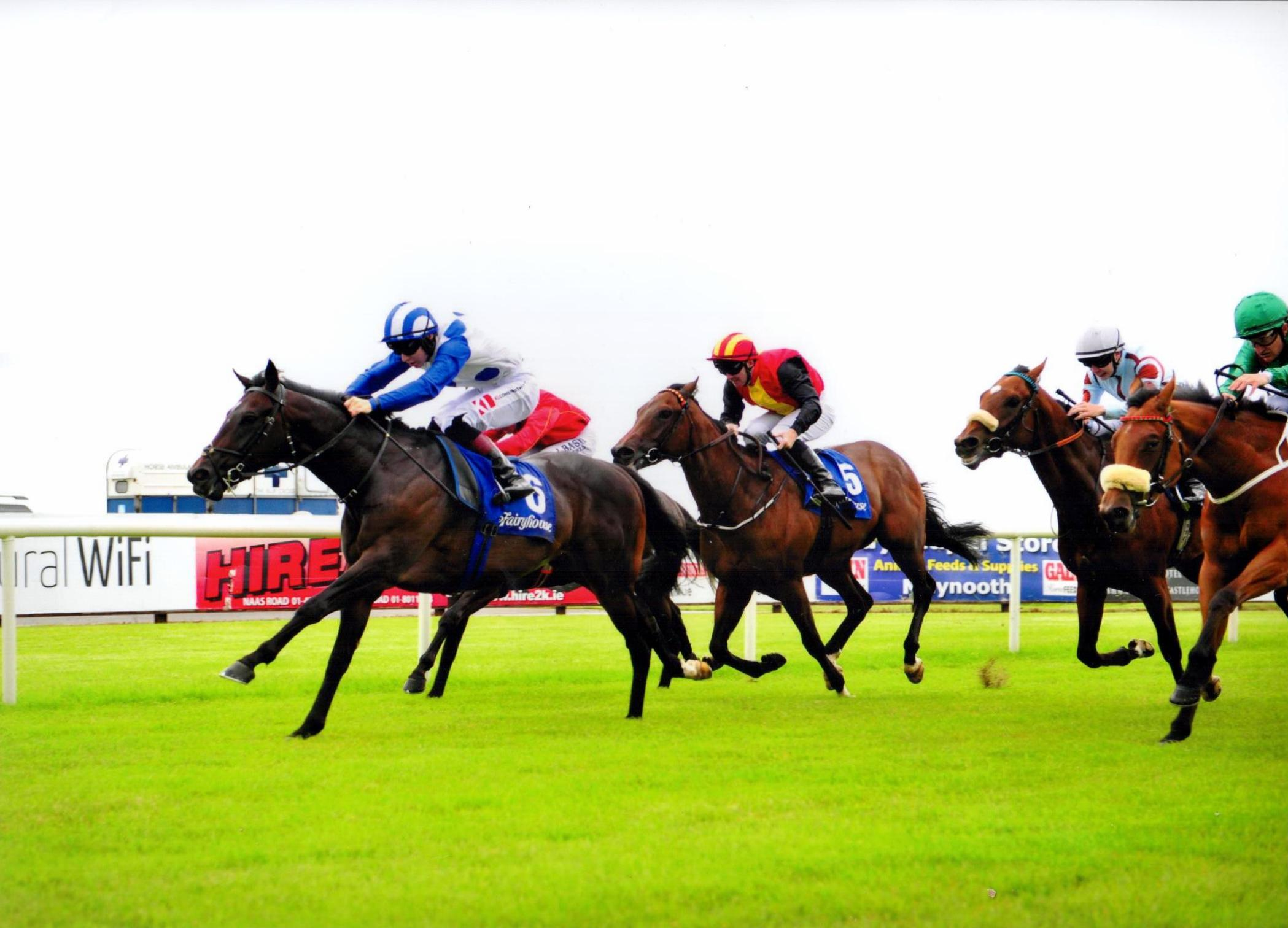 NOIVADO notches up the first leg of a treble at Fairyhouse 10th July 2016