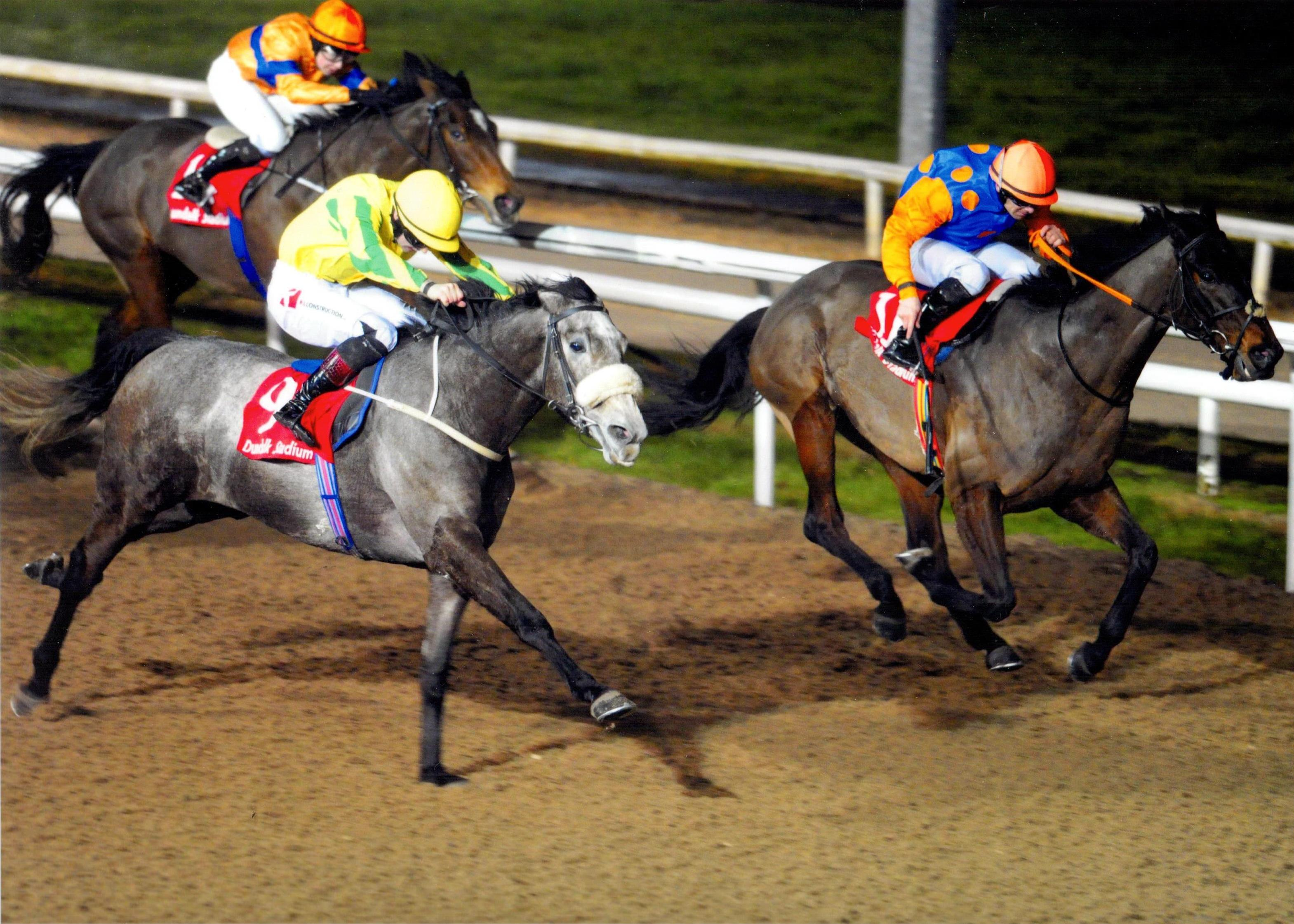 MAWANNY provides owner David Spratt with a double at Dundalk 6th