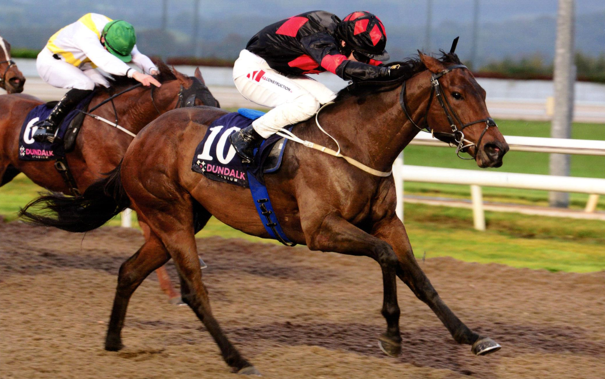 Pulse Racing land a winner with SCREAM over 7 furlongs at Dundalk, 25th October 2019